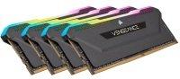 CORSAIR VENGEANCE RGB PRO SL 128GB (4x32GB) DDR4 3200 (PC4-25600) C16 1.35V Desktop Memory