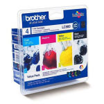 Brother LC 980VALBP Colour Ink Cartridge