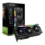 EVGA GeForce RTX 3070 8GB FTW3 ULTRA GAMING Ampere Graphics Card