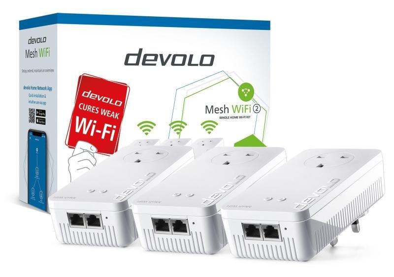 Devolo Mesh Wifi 2 Whole Home - Wifi Kit