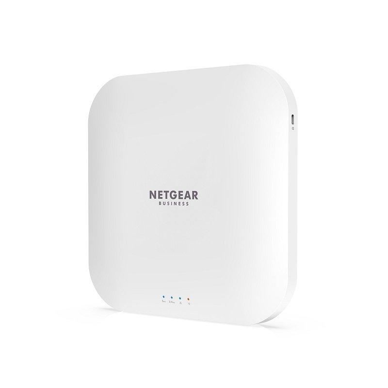 NETGEAR WAX218 Wireless Desktop PoE Access Point, Wi-Fi 6 Dual-Band AX3600 Speed | 1 x 2.5G Ethernet