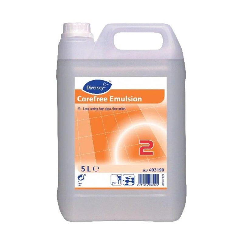 Diversey Carefree Emulsion 5l Pk2