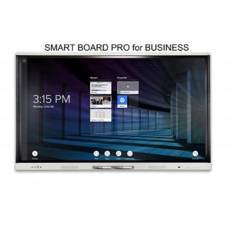 "SMART Board SBID-MX265-V2-PW - 65"" Pro Series Interactive Display"