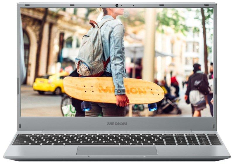 "Medion Akoya E15301 Ryzen 7 8GB 512GB SSD 15.6"" Win10 Home Laptop"