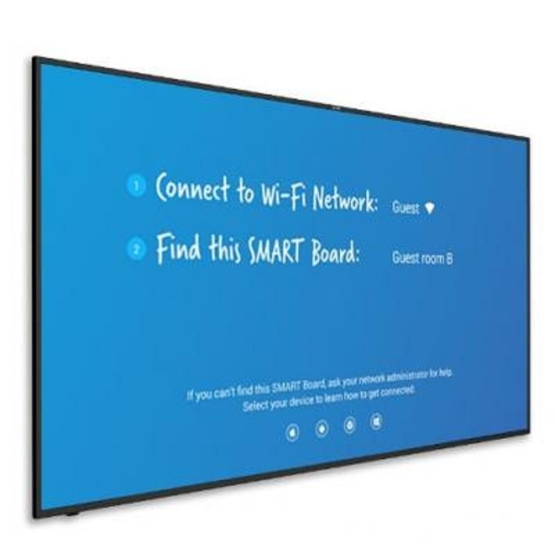 SMART SBD-2075P - 75'' Pro Non-Touch Panel