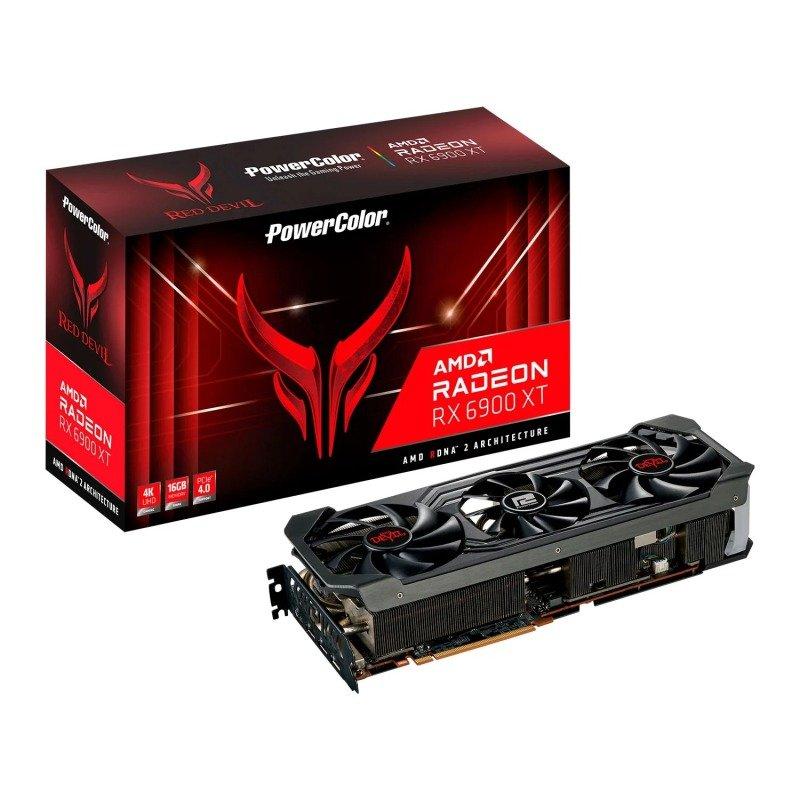 PowerColor Radeon RX 6900XT Red Devil 16GB Graphics Card