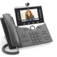 Cisco CP-8865NR-K9= - IP Phone - Wired Handset - Wi-Fi
