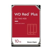 WD Red Plus 10TB NAS Hard Drive CMR 7200rpm