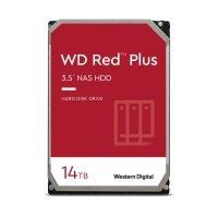 WD Red Plus 14TB NAS Hard Drive CMR 7200rpm
