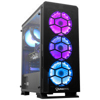 AlphaSync RTX 3070 AMD Ryzen 5 16GB RAM 1TB HDD 240GB SSD Gaming Desktop PC