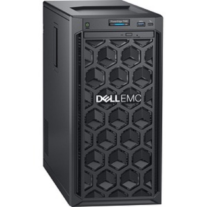 Dell EMC PowerEdge T140 Mini-tower Server + Microsoft Windows Server 2019 Essential Edition ROK