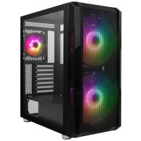 Neutron Lab Galaxy W05 Mesh - Tempered Glass PC Case