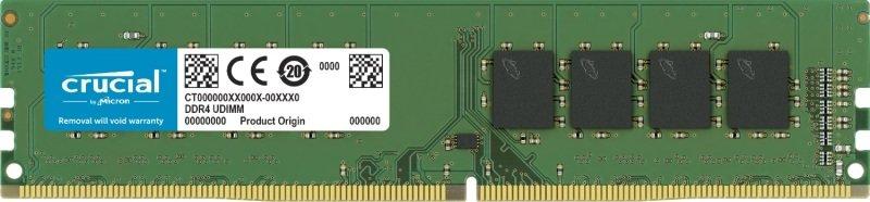 Crucial RAM CT8G4DFRA266 8 GB DDR4 2666 MHz CL19 Desktop Memory