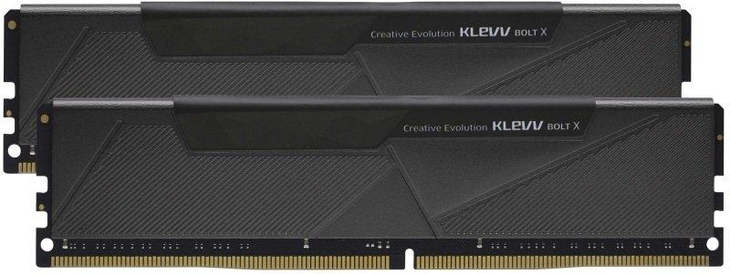 KLEVV BOLT X 16GB (8GB x 2) 3200Mhz Powerful & Enhanced Desktop Ga