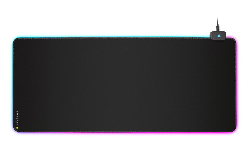 Image of CORSAIR MM700 RGB Extended Cloth Gaming Mouse Pad