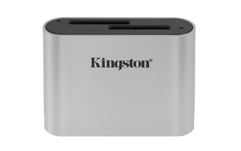 Kingston Workflow SD Reader SDHC/SDXC UHS-II Card Reader