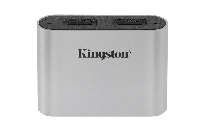 Kingston Workflow microSD Reader microSDHC/SDXC UHS-II Card Reader
