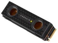 CORSAIR MP600 PRO 2TB Hydro X Edition Gen4 PCIe x4 NVMe M.2 SSD - High-Density TLC NAND - Hydro X Series XM2 Water Block - M.2 2280 Form-Factor