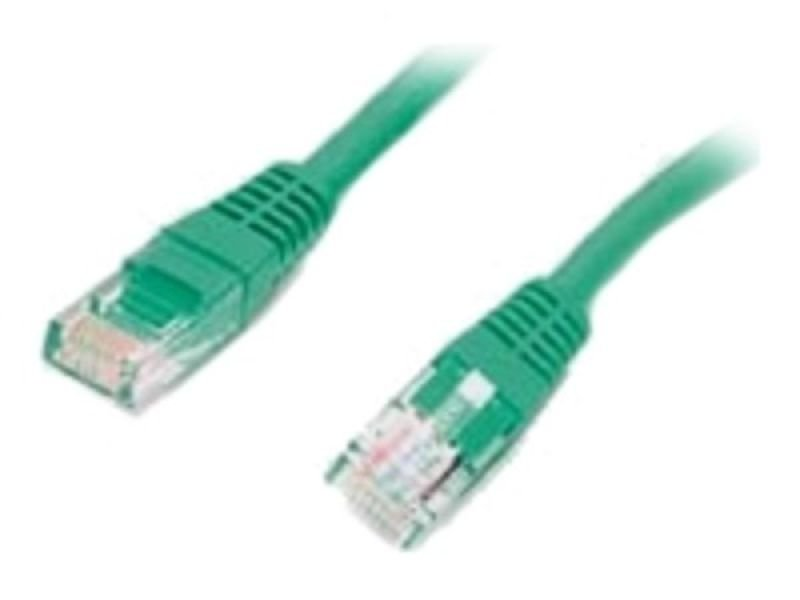 1FT GREEN MOLDED CAT6 UTP - PATCH CABLE - ETL VERIFIED UK