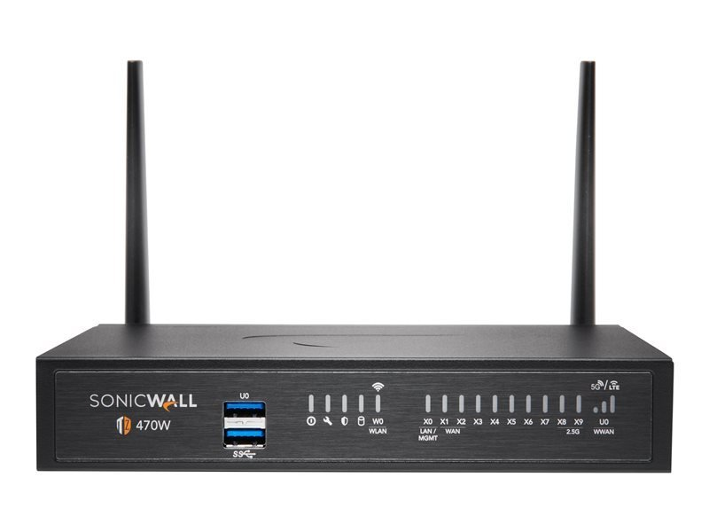 SonicWall TZ470W - Advanced Edition - Security Appliance