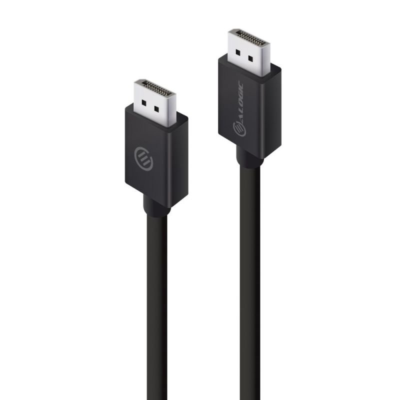 Alogic DisplayPort to DisplayPort Ver 1.2 Cable Male to Male - Elements Series - 2m