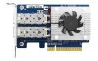 QNAP QXG-10G2SF-CX4 Dual-port 10 GbE Network Expansion Card
