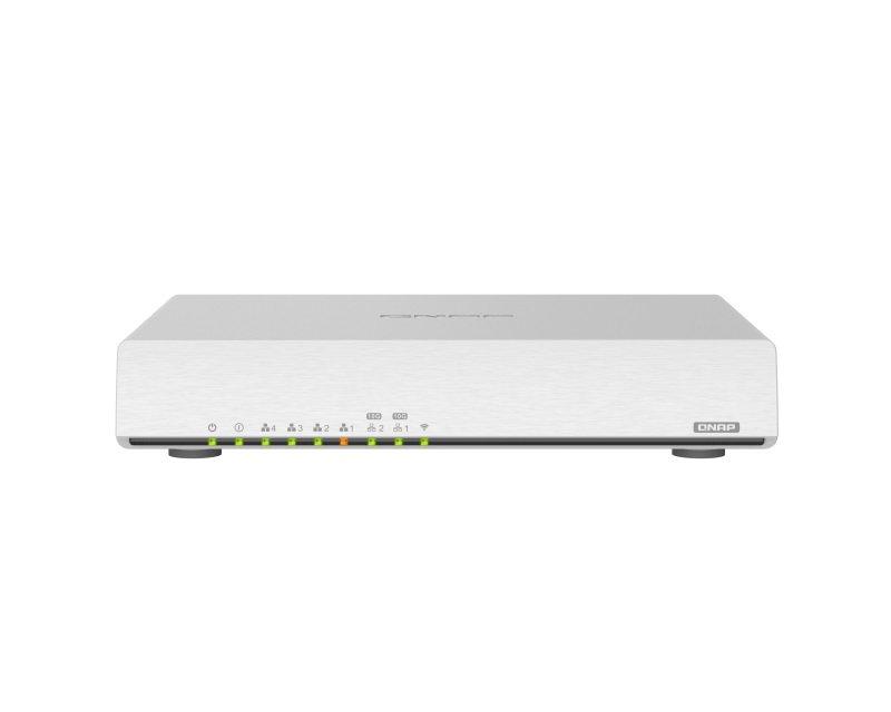 QNAP QHora-301W Wi-Fi 6 Dual-port 10GbE SD-WAN Router