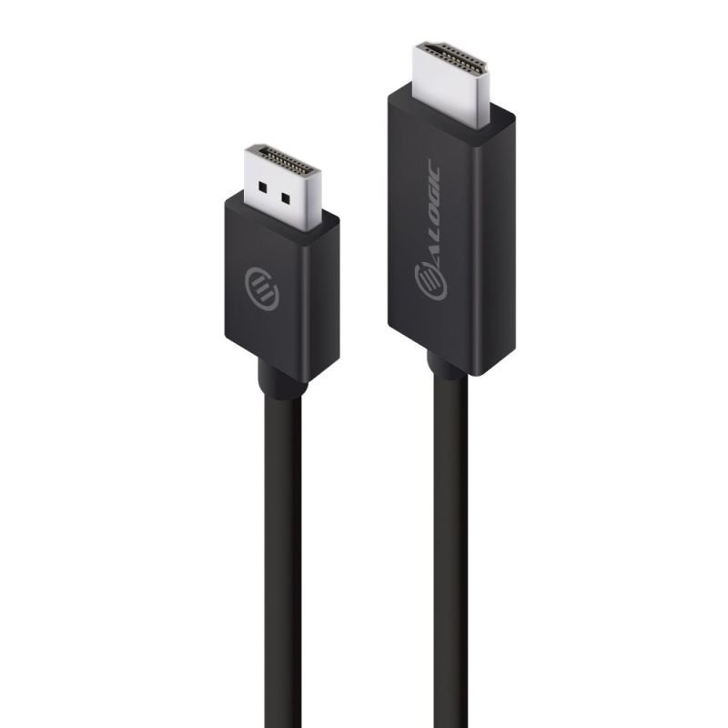 Alogic DisplayPort to HDMI Cable Male to Male - Elements Series - 2m