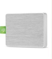 Seagate 500GB Ultra Touch USB3.0 External SSD - White