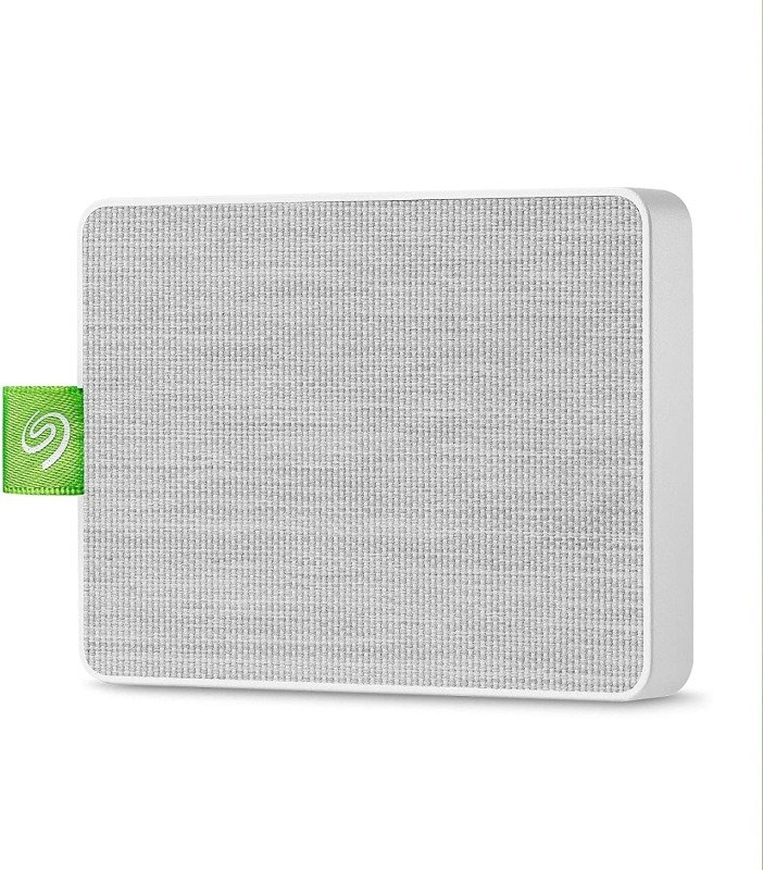 Seagate 2TB Ultra Touch USB3.0 External SSD - White