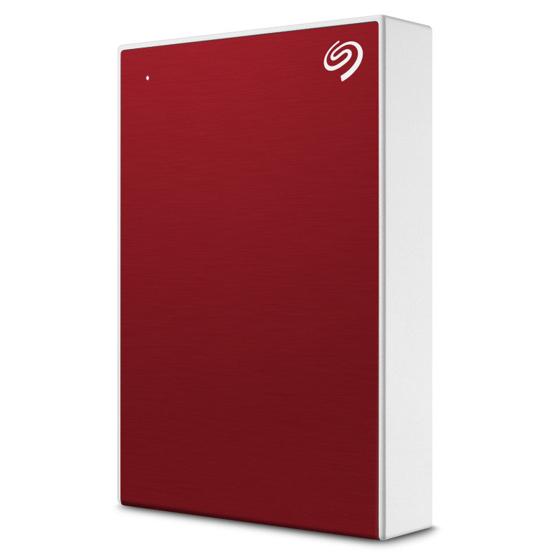 Seagate 1TB One Touch USB3.0 External HDD - Red