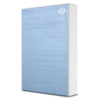 Seagate 2TB One Touch USB3.0 External HDD - Blue