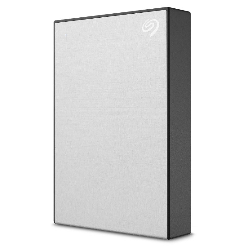 Seagate 4TB One Touch USB3.0 External HDD - Silver