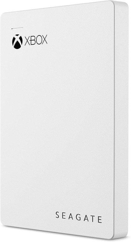 Seagate Game Drive 2TB External Portable Hard Drive/HDD - White