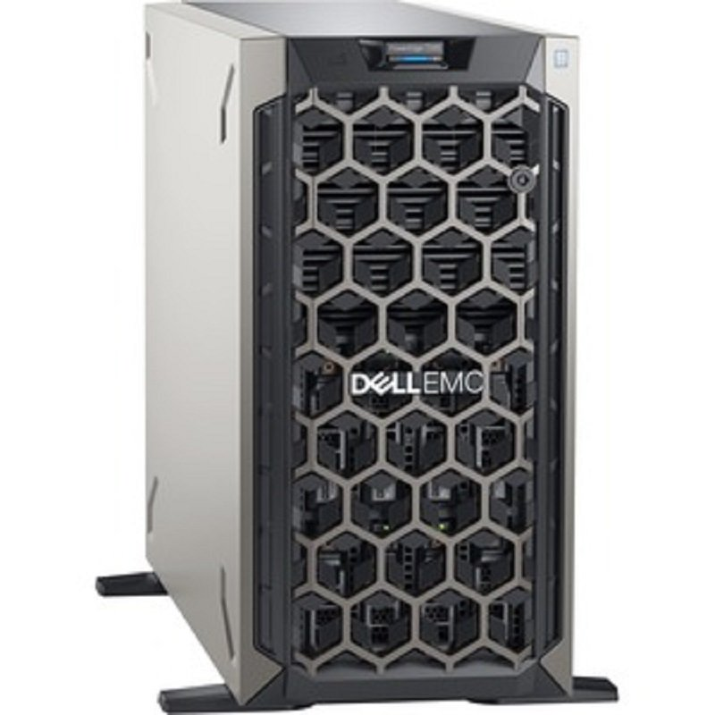 Dell EMC PowerEdge T340 Tower Server + Microsoft Windows Server 2019 Standard Edition ROK - 16 Core/