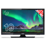 """Cello C1920S 19"""" HD Ready LED TV with Freeview T2 HD and Satellite"""