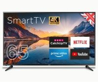 "Cello C6520RTS4K 65"" 4K Ultra HD LED Smart TV with Wi-Fi Built-in"