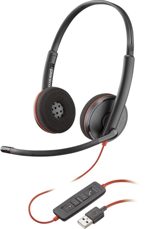 Poly Plantronics Blackwire C3225 USB-A