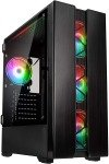 Kolink Phalanx V2 Midi Tower ARGB Gaming Case - Black