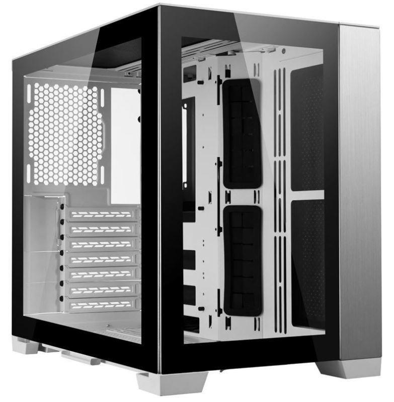 Lian-Li O11 Dynamic Mini Midi-Tower Case - White