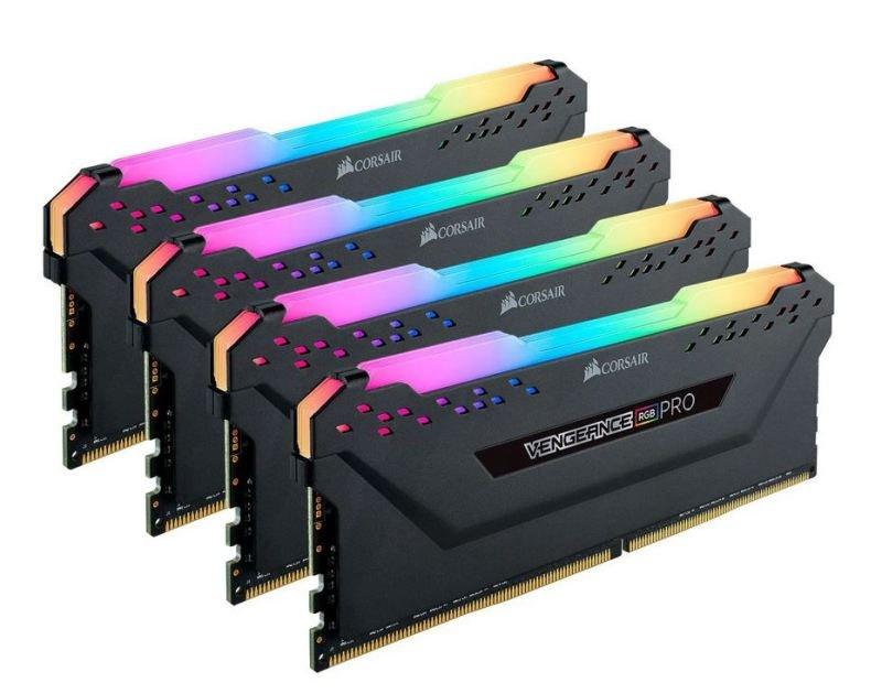 Corsair Vengeance RGB Pro SL 32GB (4x8GB) 3600MHZ DDR4 RAM