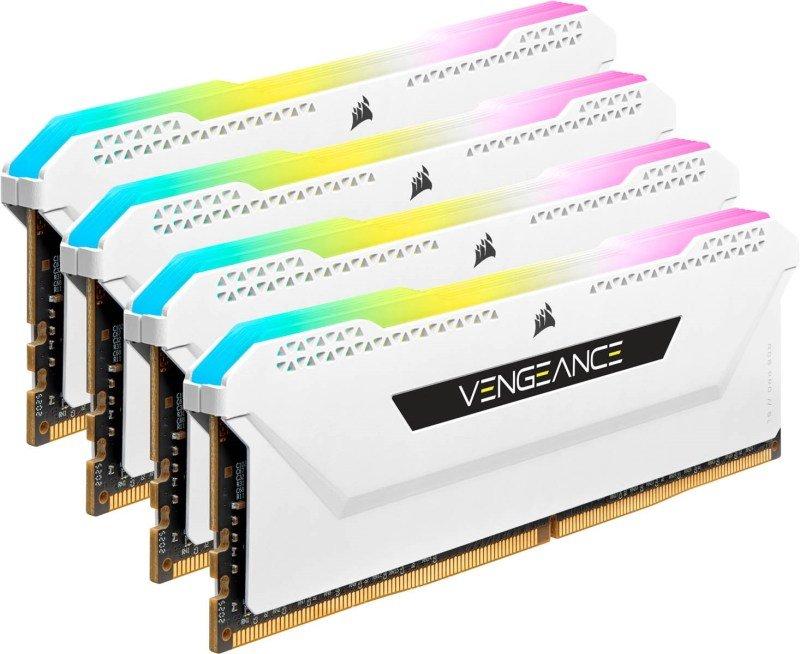 Corsair Vengeance RGB Pro SL 32GB (4x8GB) 3200MHZ DDR4 RAM