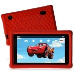 £99.99, Disney Pixar Cars 7inch Kids Tablet, Screen Size: 7inch, Capacity: 16GB, Colour: Red, Networking: WIFI,