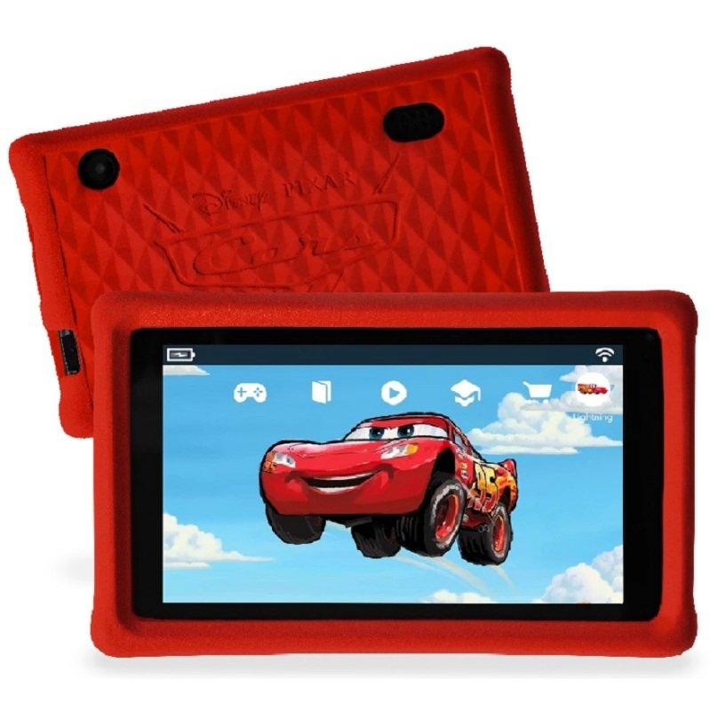 Image of Disney Pixar Cars 7'' Kids Tablet