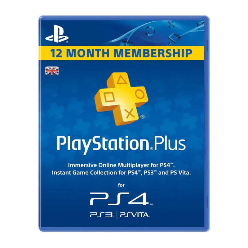 PlayStation Plus Card 365 Days