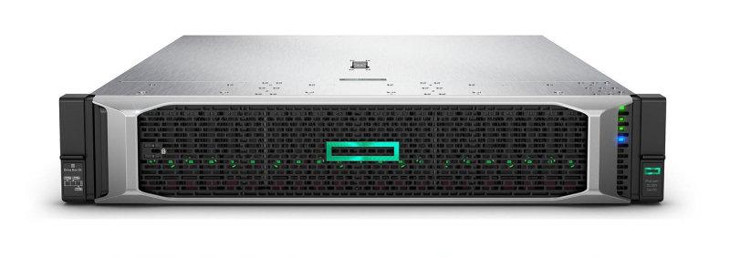 HPE ProLiant DL380 G10 2U Rack Server - 1 x Intel Xeon Silver 4214R 2.40 GHz - 32 GB RAM HDD SSD