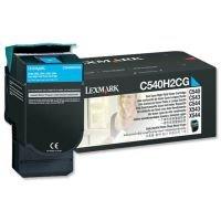 Lexmark Extra High Yield Cyan Toner Cartridge