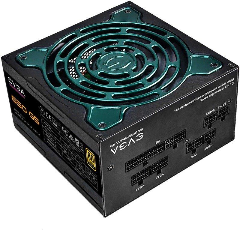 EVGA SuperNOVA G5 650 Watt Full Modular 80+ GOLD Power Supply/PSU
