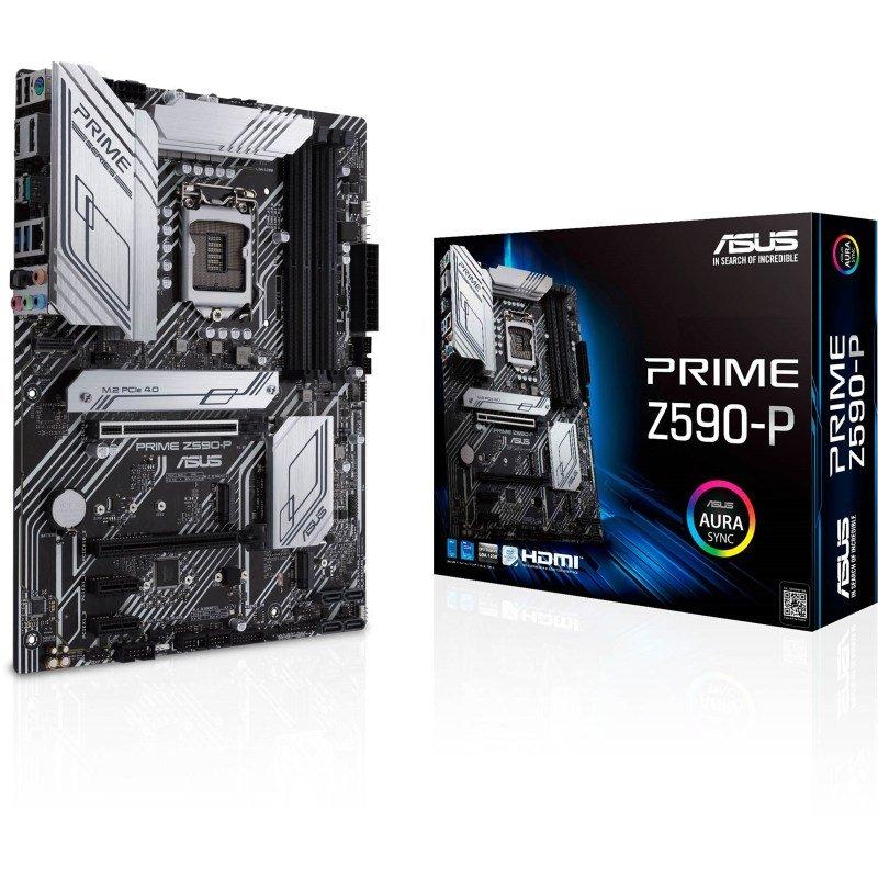ASUS Prime Z590-P ATX Motherboard