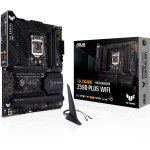 ASUS TUF GAMING Z590-PLUS WIFI ATX Motherboard